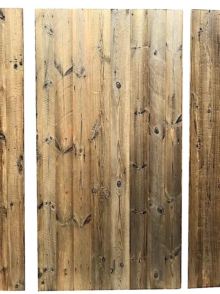 Reclaimed Wood Panels For Sale