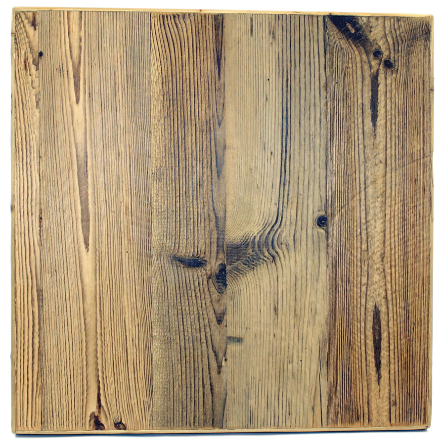Buy brown reclaimed wood table hand made for Selling reclaimed wood