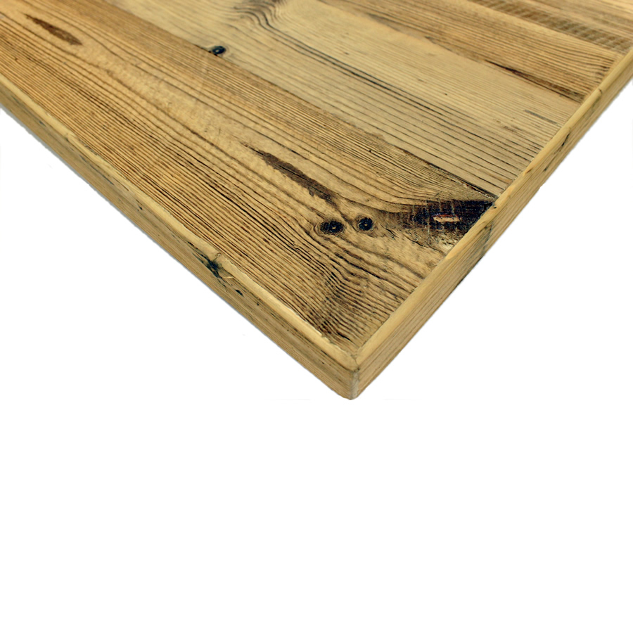 Buy Brown Reclaimed Wood Table Hand Made