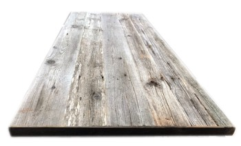 Reclaimed Wood Dining Table, Old Wood Table Top, Old Pine Table
