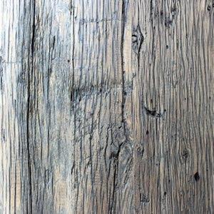 Barn wood and reclaimed alder table - Table en bois vintage ...