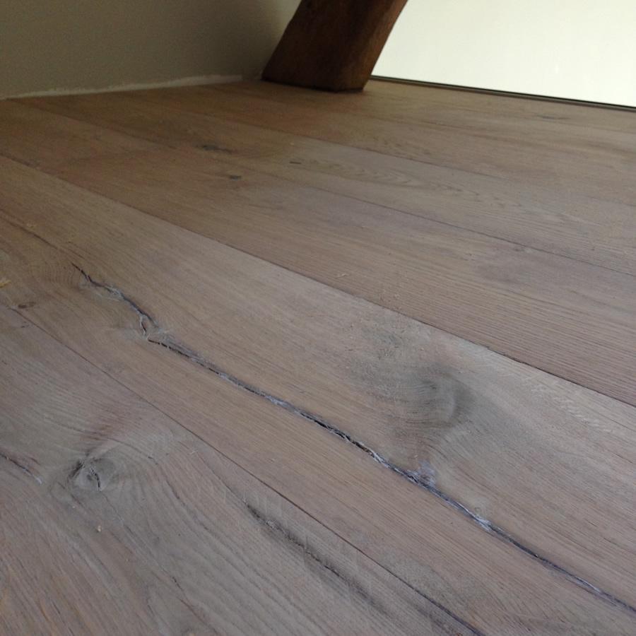 Reclaimed Oak Flooring For Underfloor Heating