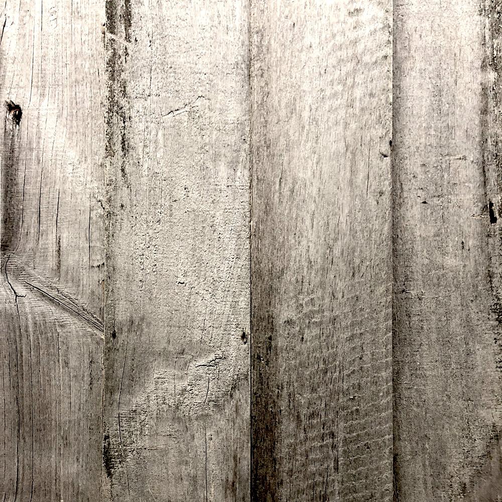 decoration avec bardage en vieux bois argent. Black Bedroom Furniture Sets. Home Design Ideas