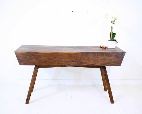 Acheter meuble bois recycle sur mesure belgique - Meuble cuisine bois recycle ...