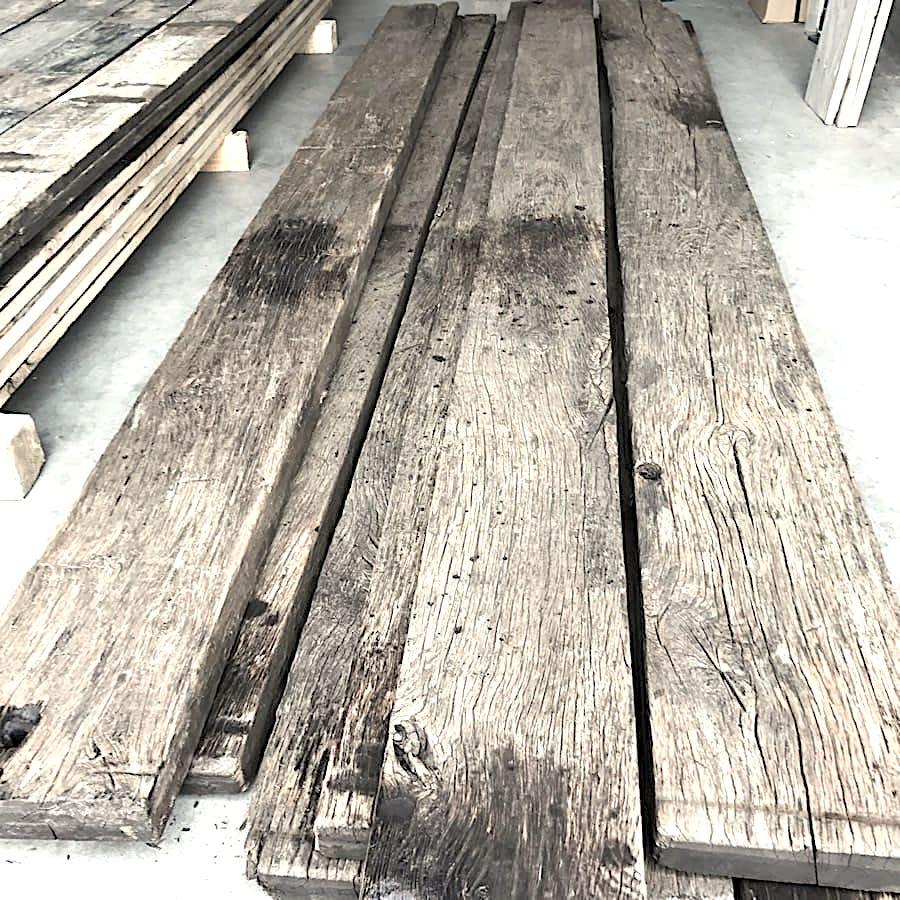 Meuble Avec Planche De Coffrage stock de planches en fond de wagon
