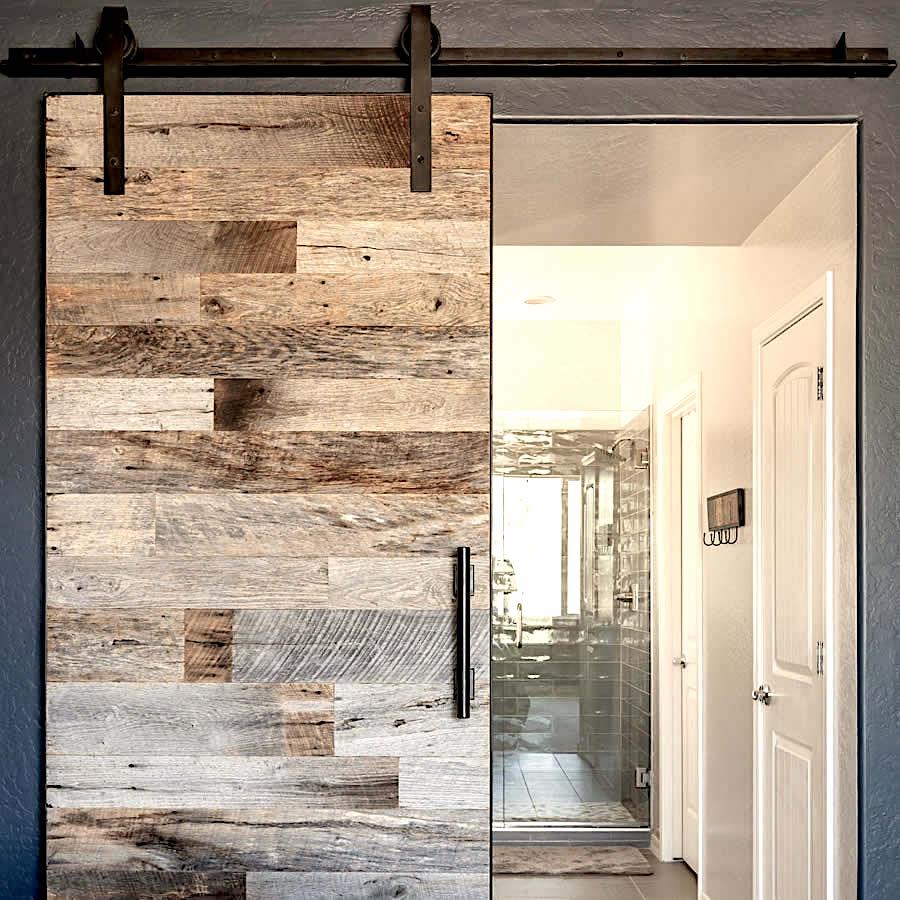 Porte Bois Gris Clair acheter une porte en bois ancien gris