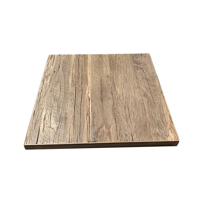 acheter une table en vieux ch ne sur mesure. Black Bedroom Furniture Sets. Home Design Ideas