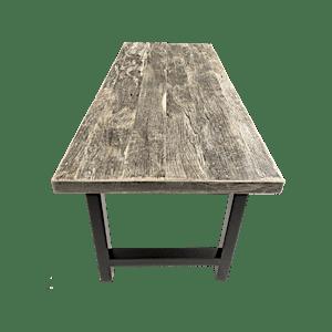 Acheter Une Table En Vieux Chêne Sur Mesure
