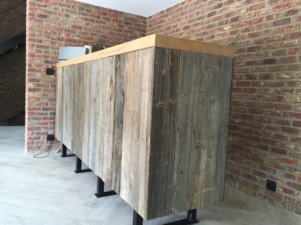 vente et decoration de bois ancien. Black Bedroom Furniture Sets. Home Design Ideas