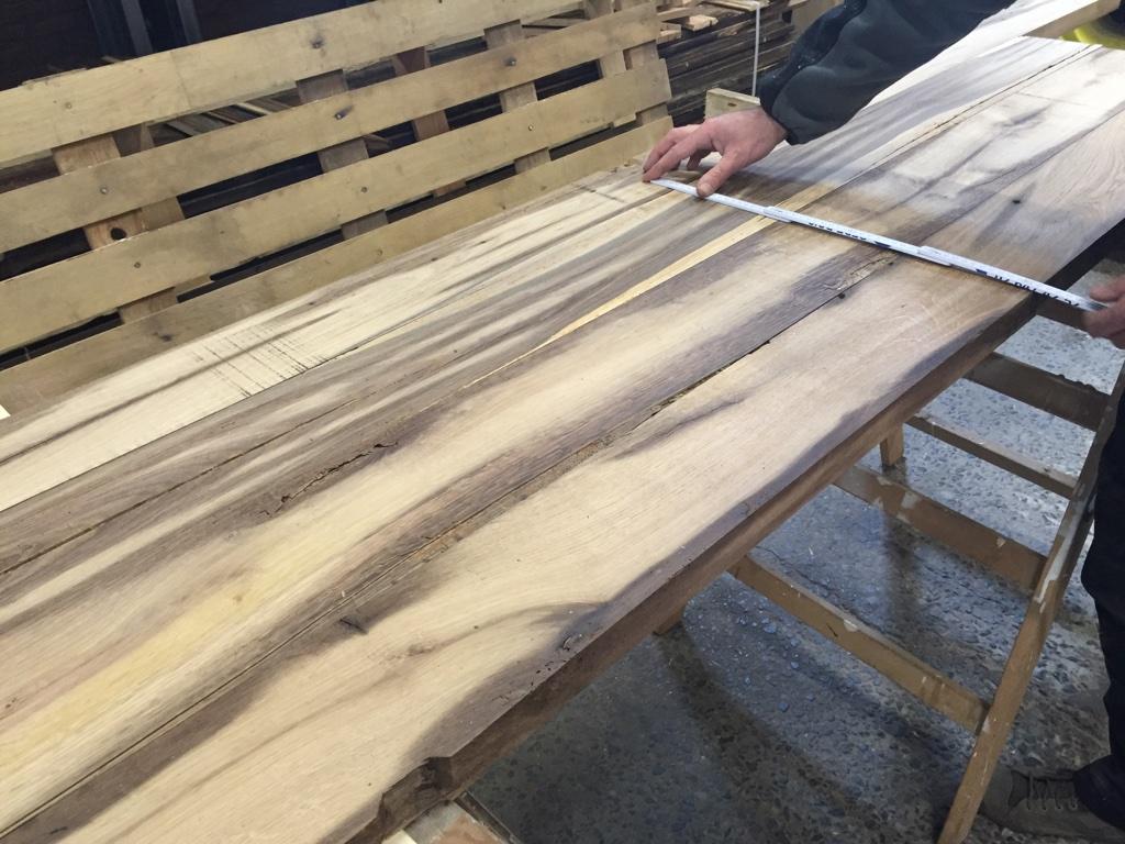 Meuble vieux bois sur mesure ~ Meubles Vieux Bois